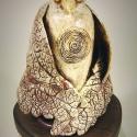 Falcon Vase