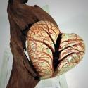 Heart on Driftwood